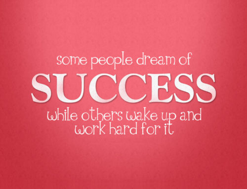 Some People Dream Of Success